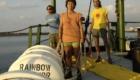 Rainbow Warrio Crew members